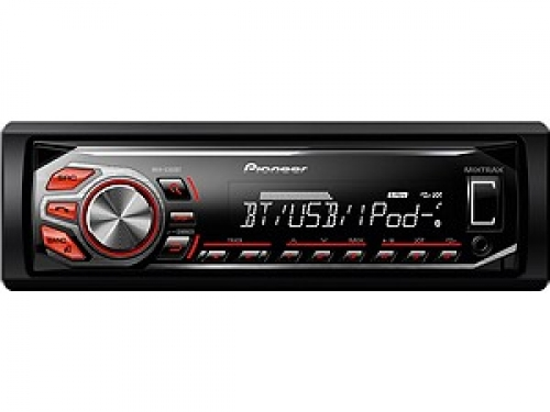 PIONEER MVH-X360BT LOADERLESS USB-TUNER