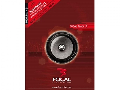 DVD FOCAL TRAINING PRO-FO13