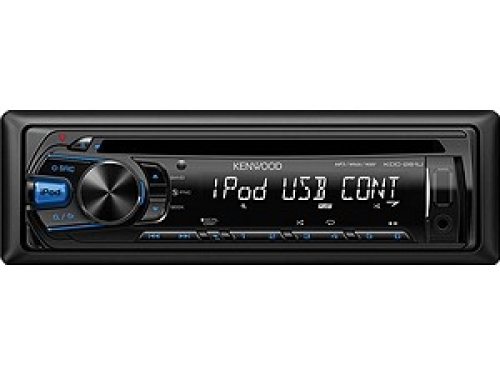 KENWOOD KDC-261UB MP3-TUNER BLAU USB IPOD