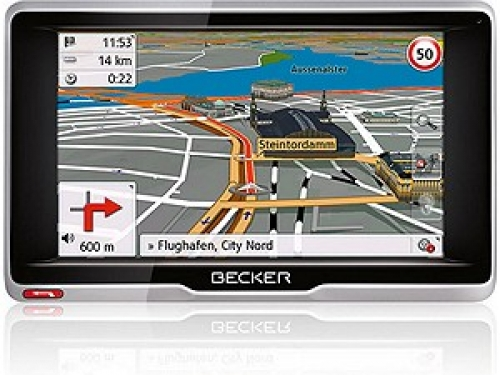 BECKER ACTIVE.5 MIT 5 DISPLAY BLUETOOTH LMU