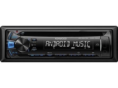 KENWOOD KDC-164UB MP3-TUNER BLUE USB AUX-IN