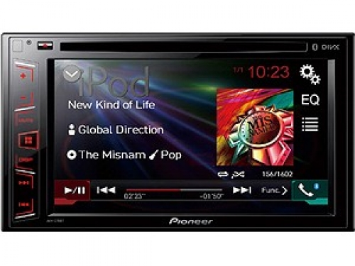 PIONEER AVH-270BT 2-DIN MONICEIVER BLUETOOTH