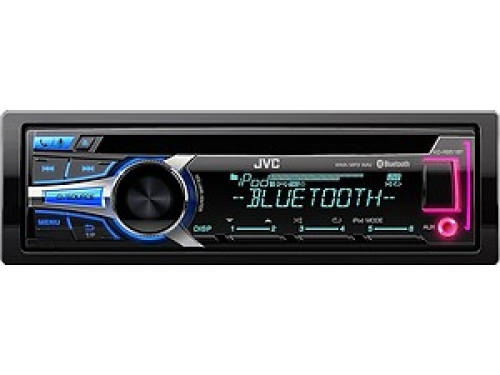 JVC KD-R951BT MP3-TUNER VARIO COLOR BLUETOOTH