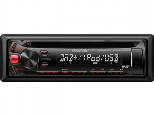 KENWOOD KDC-DAB35U MP3-RADIO DAB USB