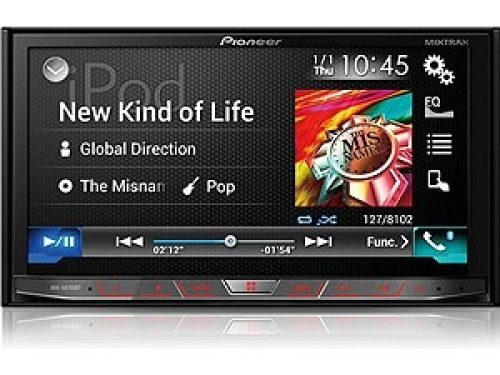 PIONEER AVH-X8700BT 2-DIN MONICEIVER CARPLAY