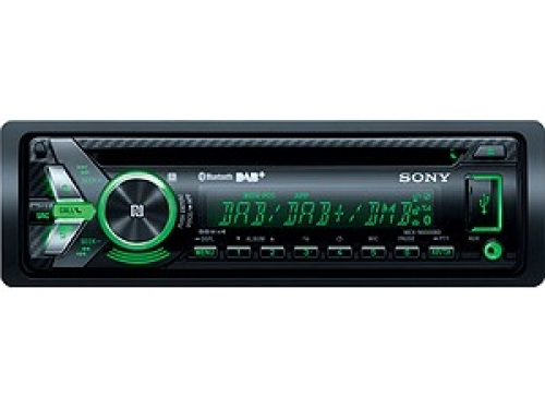 SONY MEX-N6001BT MP3-TUNER DAB+ BLUETOOTH