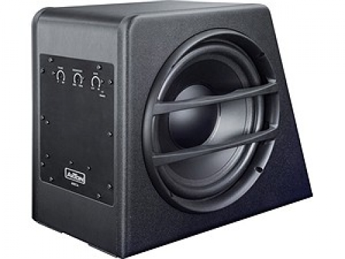 AXTON COMPACT SUBWOOFER 25CM AMPLIFIER AXB25A