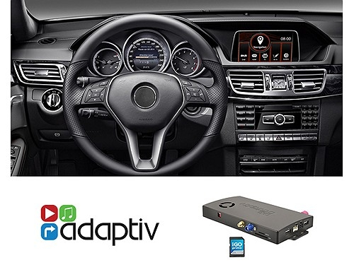 ADAPTIV UPGRADE SET MERCEDES E-KLASSE ADV MB4