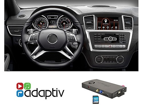 ADAPTIV UPGRADE SET MERCEDES ML ADV MB5