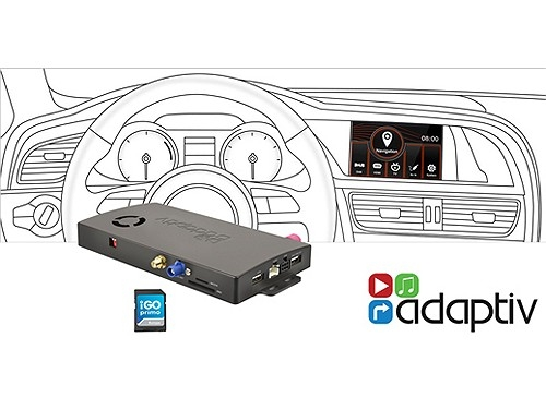 ADAPTIV UPGRADE SET FÜR AUDI A4 A5 AU2