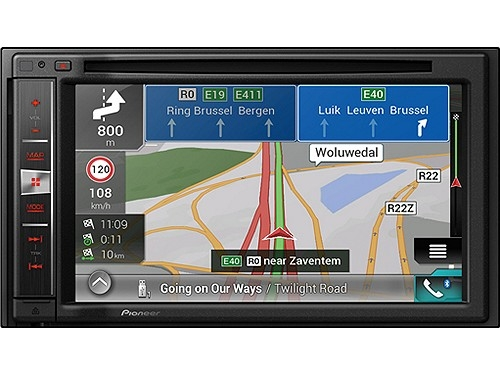 PIONEER AVIC-F980BT MULTIMEDIA NAVIGATION 2-D