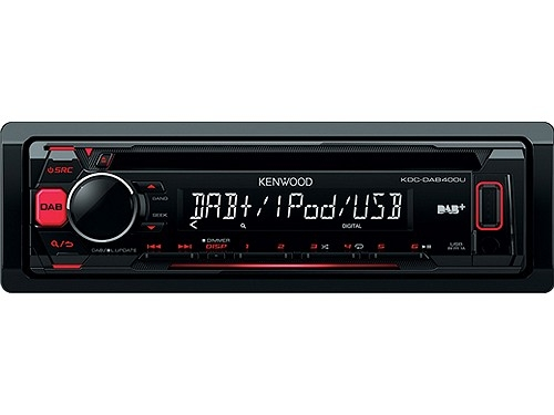 KENWOOD KDC-DAB400U MP3-RADIO DAB USB