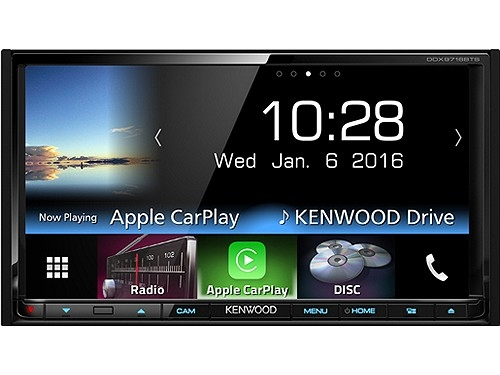 KENWOOD DDX9716BTS MONICEIVER 2-DIN BT