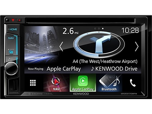 KENWOOD DNX5170BTS 2DIN NAVIGATION BLUETOOTH