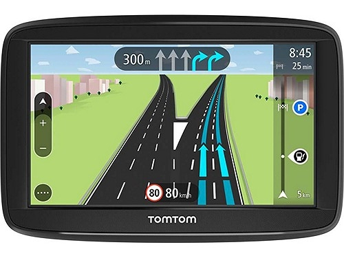 TOMTOM START 52 WESTERN EUROPE LIFETIME MAPS