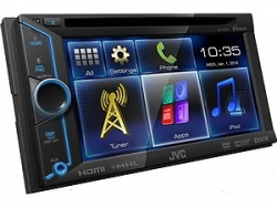 JVC KW-V30BT 2-DIN MONICEIVER USB BLUETOOTH