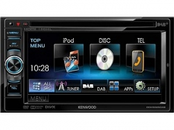 KENWOOD DDX5025DAB MONICEIVER 2-DIN DAB+