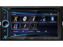 JVC KW-V20BT 2-DIN MONICEIVER USB BLUETOOTH
