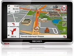 BECKER ACTIVE.6 6.2 DISPLAY BLUETOOTH LMU