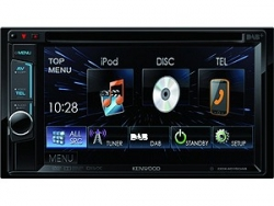 KENWOOD DDX4015DAB MONICEIVER 2-DIN DAB BT