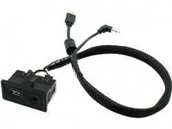 CONNECTS2 CTVWUSB.2 USB & AUX ERWEITER GOLF 7
