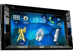 JVC KW-V220BT 2-DIN MONICEIVER USB BLUETOOTH