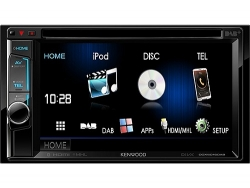 KENWOOD DDX5016DAB MONICEIVER 2-DIN DAB BLUET