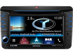 KENWOOD DNX516DABS NAVICEIVER F?R VW MODELLE
