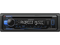 KENWOOD KDC-110UG MP3-TUNER GREEN USB AUX-IN
