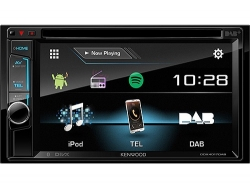 KENWOOD DDX4017DAB MONICEIVER 2-DIN BLUETOOTH