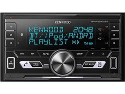 KENWOOD DPX-M3100BT 2-DIN MP3-TUNER BLUETOOTH