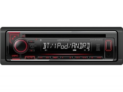 KENWOOD KDC-BT520U Bluetooth MP3-Radio USB