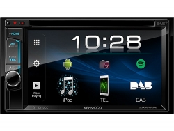KENWOOD DDX4018DAB Moniceiver 2-Din Bluetooth
