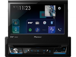 PIONEER AVH-Z7100DAB 1-DIN CARPLAY ANDROID