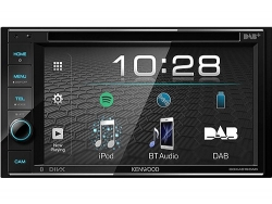 KENWOOD DDX4019DAB MONICEIVER 2-DIN BLUETOOTH